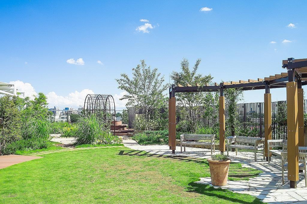 都会における庭師の重要性